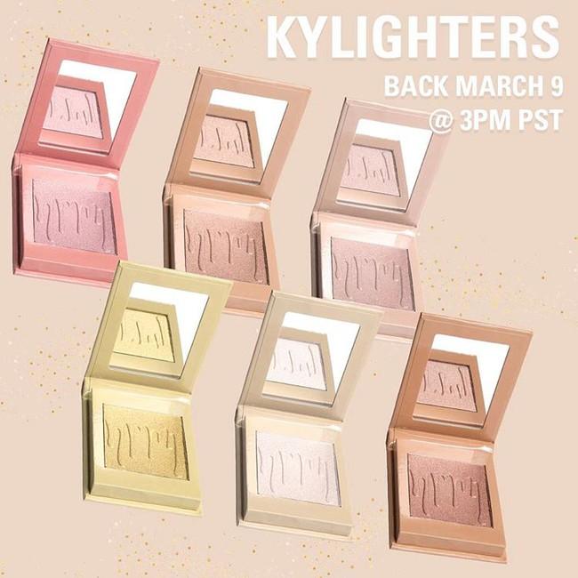 Bỏ 500 ngàn đặt mua phấn highlighter của Kylie, khách hàng tá hỏa vì chỉ nhận được vỏ hộp rỗng - Ảnh 1.