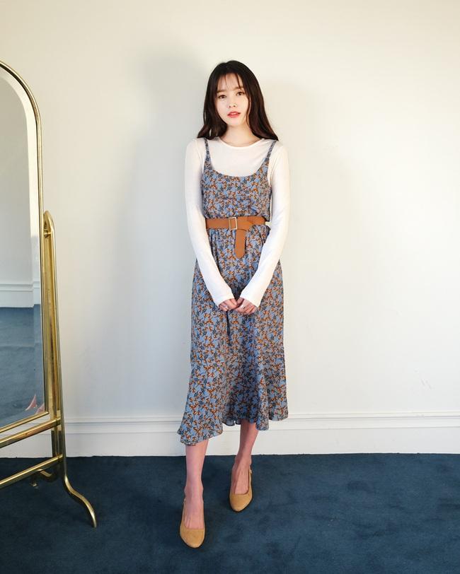 5 công thức mix váy hoa xinh đáo để nàng nào cũng nên thuộc nằm lòng - Ảnh 6.