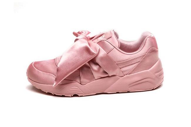 Vừa ra mắt, đôi Fenty Puma sneaker của Rihanan đã bán hết vèo! - Ảnh 4.