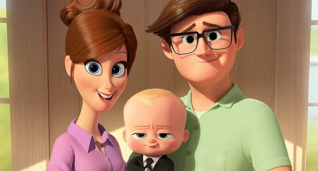 The Boss Baby - Đáng yêu đến mức độ không thể chấp nhận được - Ảnh 2.