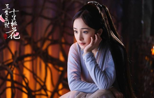 Tam sinh tam thế đã hết, màu son ngọt ngào Dương Mịch diện trong phim vẫn khiến các cô nàng xôn xao - Ảnh 3.
