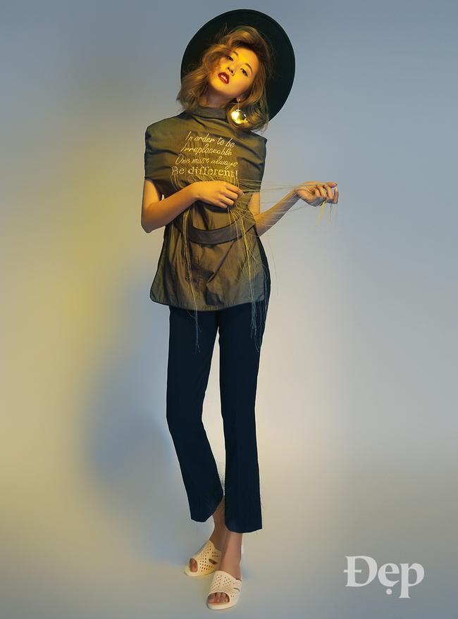 Có nằm mơ cũng chả ai nghĩ dép tổ ong năm 2017 lại high fashion đến tận cùng thế này! - Ảnh 4.