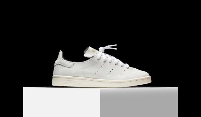 Siêu lòng với phiên bản không đường may đầy tinh giản của adidas Stan Smith - Ảnh 3.