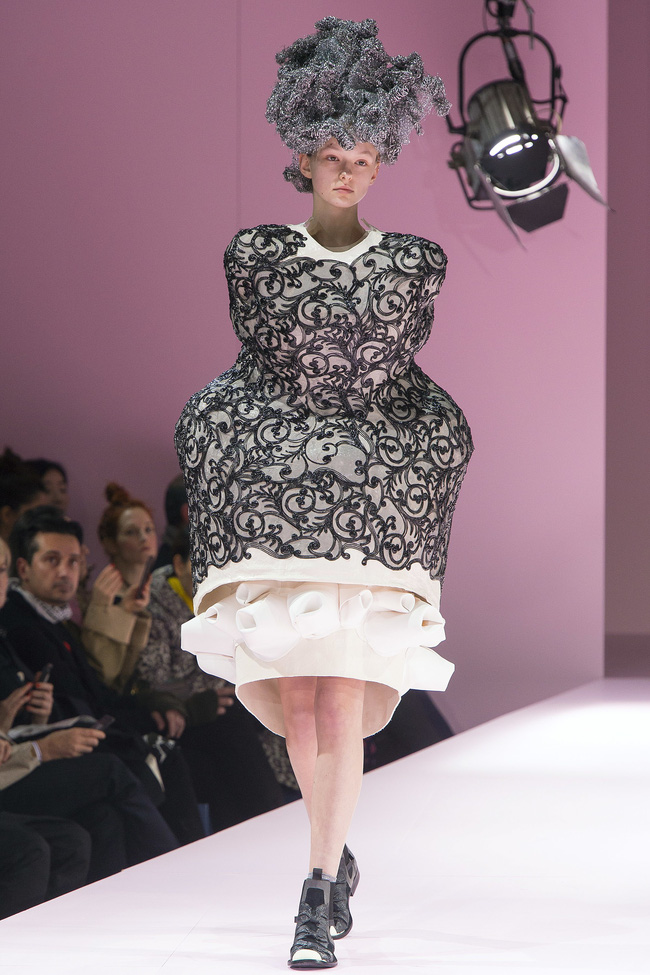 Đúng dự đoán, Dior out khỏi Top những bộ sưu tập xuất sắc nhất Tuần lễ thời trang Paris - Ảnh 49.