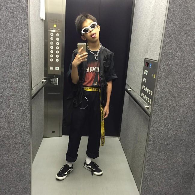 Kim Kardashian ư? Cậu nhóc 13 tuổi có style cực chất này mới là thánh selfie - Ảnh 6.