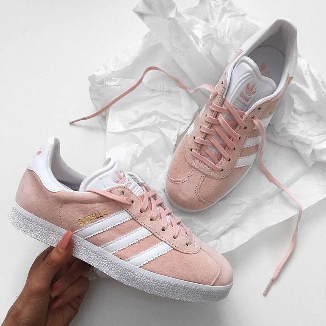 8/3 mà cho hội con gái xem đống sneaker màu nude này đảm bảo cô nào cũng hú hét đòi mua ngay - Ảnh 10.