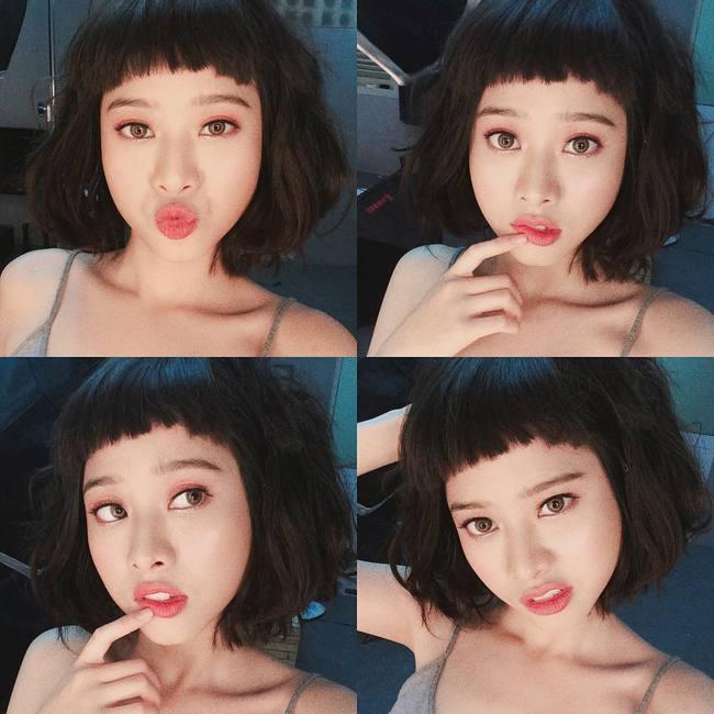 5 cách tút tát nhan sắc đang được hot girl Việt diện ầm ầm đầu năm 2017 - Ảnh 20.