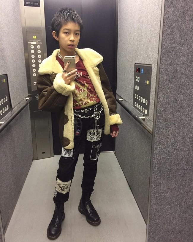 Kim Kardashian ư? Cậu nhóc 13 tuổi có style cực chất này mới là thánh selfie - Ảnh 9.