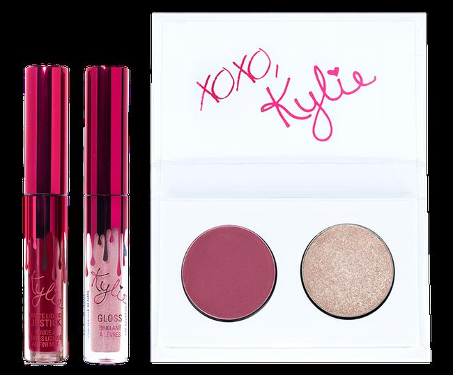 Có tín đồ làm đẹp nào lại không chảy nước miếng trước BST Valentine quá hoành tráng của Kylie Cosmetics cho được! - Ảnh 19.