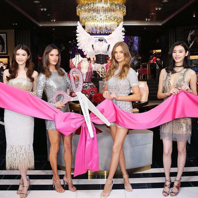 Rộ tin Victorias Secret Fashion Show 2017 sẽ được tổ chức tại Trung Quốc - Ảnh 3.