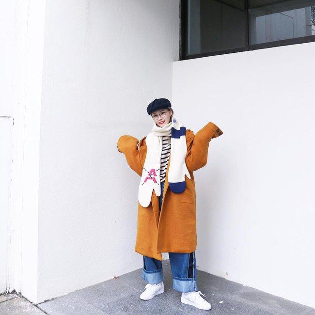 Chán diện mũ nồi, giới trẻ Hàn chuyển sang mê mệt chiếc mũ tưởng quê kiểng mà lại cực cá tính này - Ảnh 13.