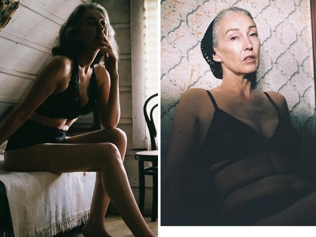 Xem chùm ảnh quảng cáo nội y của người mẫu U60 này, hẳn nàng nào cũng ước mình về già cũng được sexy như vậy - Ảnh 7.