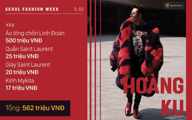 Seoul Fashion Week: Lên đồ nổi bật là thế nhưng hóa ra Sơn Tùng diện toàn đồ rẻ hơn hẳn các sao Việt khác - Ảnh 7.