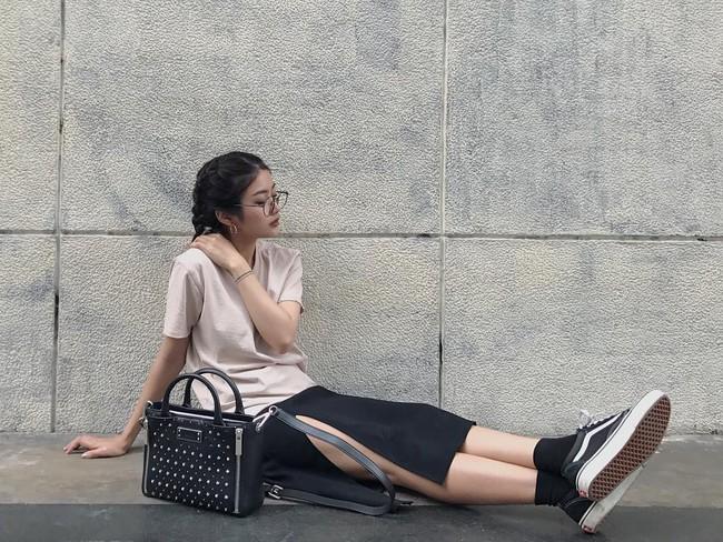6 xu hướng hot rần rần trong các bức hình OOTD của giới trẻ Việt đầu năm 2017 - Ảnh 21.