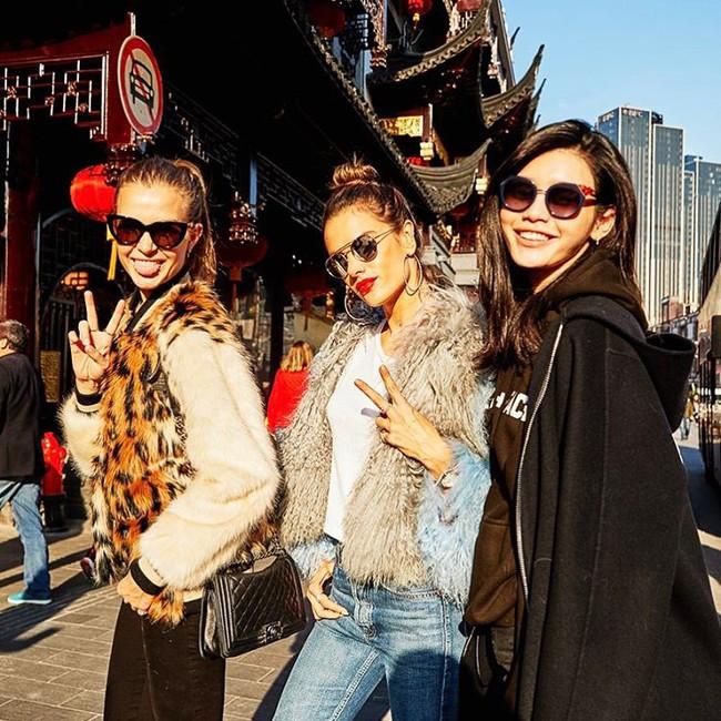 Rộ tin Victorias Secret Fashion Show 2017 sẽ được tổ chức tại Trung Quốc - Ảnh 5.