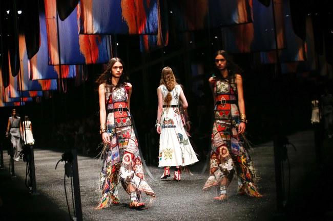 Đúng dự đoán, Dior out khỏi Top những bộ sưu tập xuất sắc nhất Tuần lễ thời trang Paris - Ảnh 17.