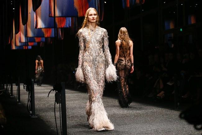Đúng dự đoán, Dior out khỏi Top những bộ sưu tập xuất sắc nhất Tuần lễ thời trang Paris - Ảnh 19.
