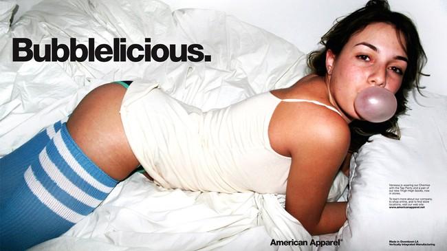 American Apparel: Thương hiệu thời trang nổi tiếng với những quảng cáo nhạy cảm đã phá sản - Ảnh 2.