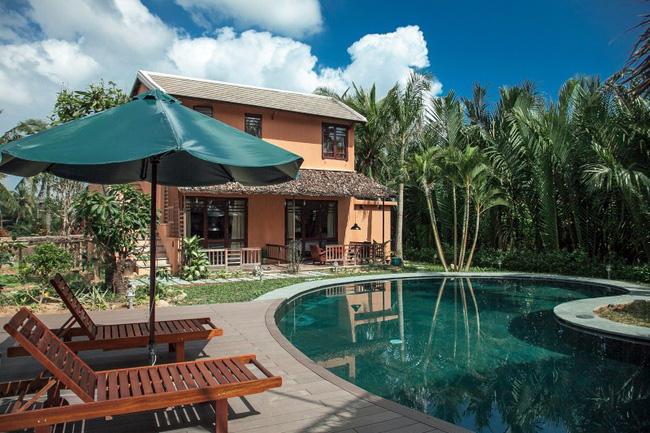 Địa điểm du lịch 30-4, 1-5 ở Hội An thơ mộng với 2 villa cực đẹp - Ảnh 2.