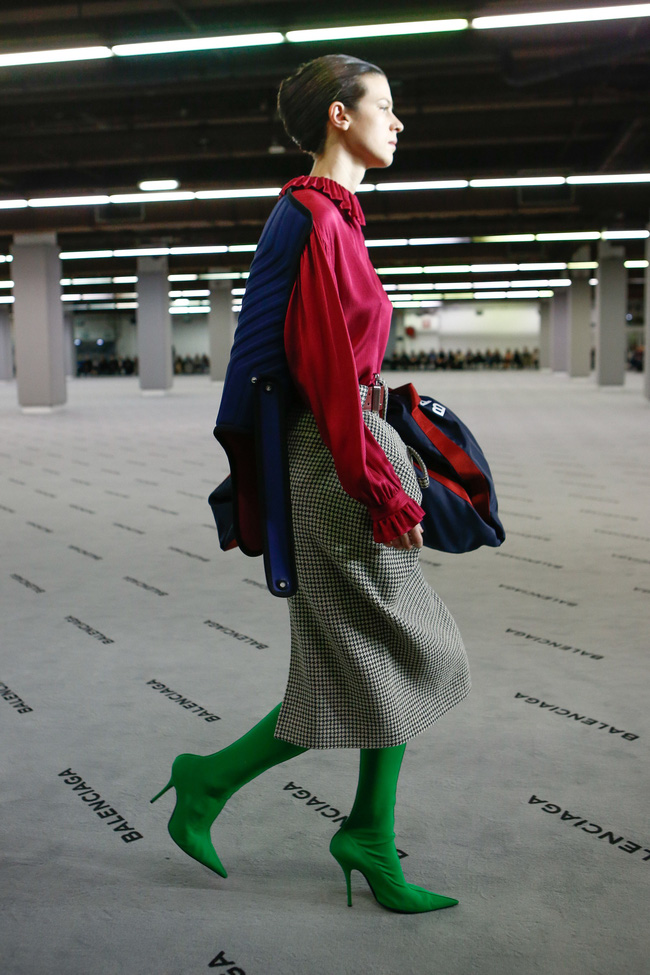 Đúng dự đoán, Dior out khỏi Top những bộ sưu tập xuất sắc nhất Tuần lễ thời trang Paris - Ảnh 8.