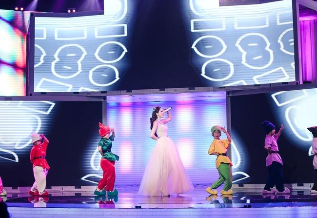 Bảo Thy chiến thắng Thiều Bảo Trâm tại The Remix với loạt hit gợi lại tuổi thơ - Ảnh 11.