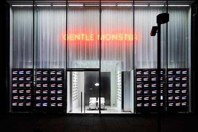 Từ New York, Hongkong đến Seoul: Mỗi nơi bạn đến là một lần bạn phải WOW với store của Gentle Monster! - Ảnh 27.