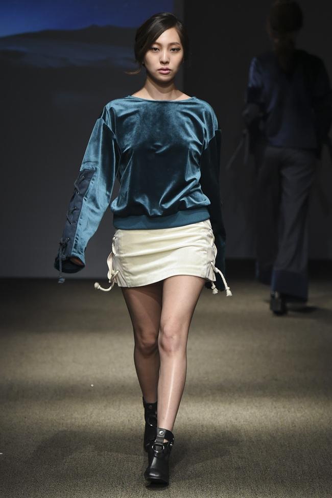 Trong một diễn biến khác: Ngọc Châu Next Top là mẫu Việt đầu tiên trình diễn tại Seoul Fashion Week - Ảnh 5.