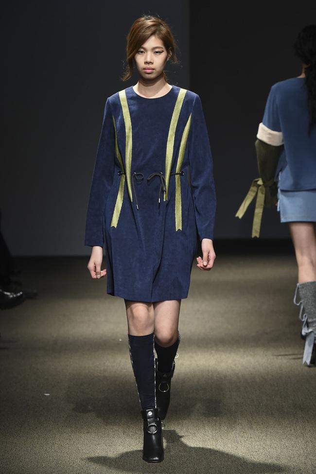 Trong một diễn biến khác: Ngọc Châu Next Top là mẫu Việt đầu tiên trình diễn tại Seoul Fashion Week - Ảnh 6.