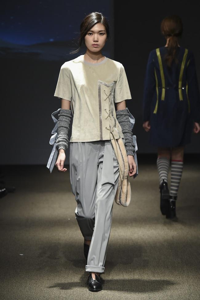 Trong một diễn biến khác: Ngọc Châu Next Top là mẫu Việt đầu tiên trình diễn tại Seoul Fashion Week - Ảnh 8.