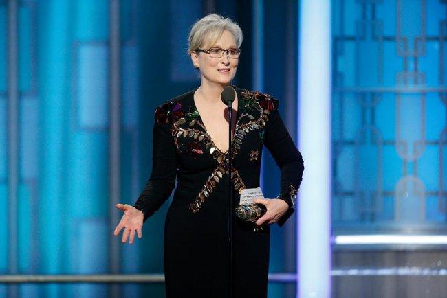 Đặt đồ Chanel rồi không mặc, Meryl Streep bị NTK Karl Lagerfeld chê rẻ tiền - Ảnh 1.