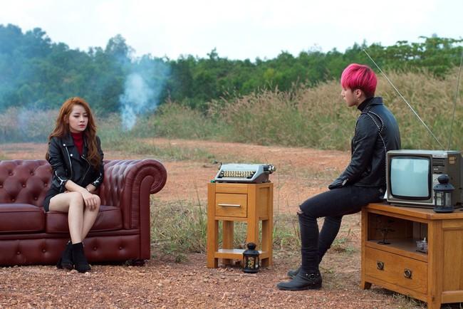 Điểm danh 4 cô người yêu từng sánh đôi cùng Sơn Tùng trong các MV siêu hot - Ảnh 1.