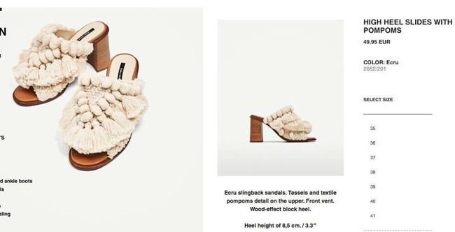 Tưởng mua được đôi Zara chất chơi, nào ngờ Fashionista lừng lẫy nhận được giày... lau nhà - Ảnh 2.