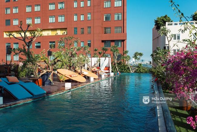 Có gì hay ở The Myst - khách sạn mới toanh đẹp không góc chết đang được giới trẻ Sài Gòn check in liên tục? - Ảnh 17.