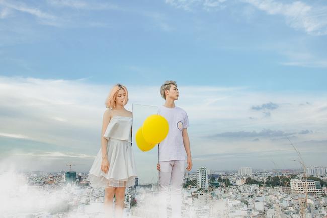 Chờ nhau nhé – Bản hit kết hợp của bộ đôi tân binh hot nhất Vpop năm 2016! - Ảnh 3.