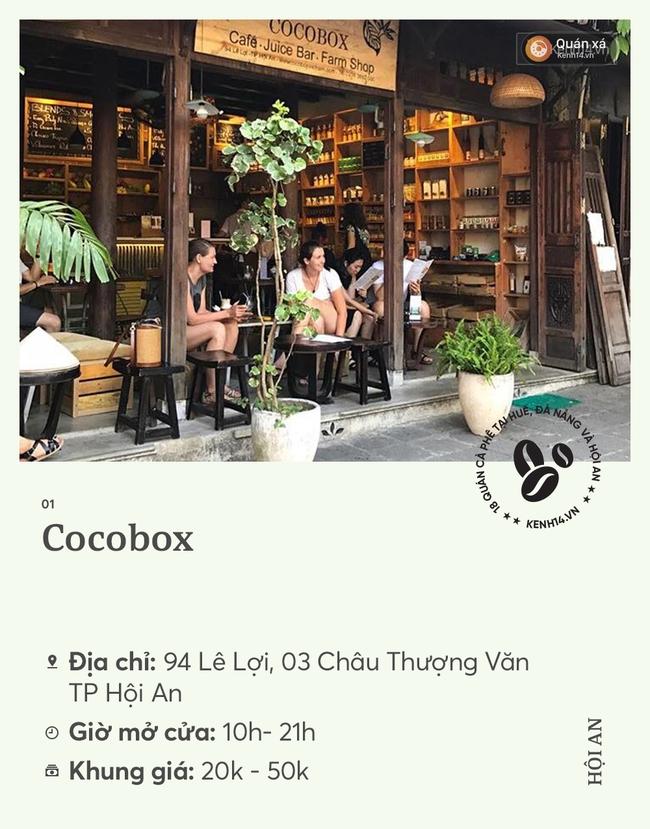 Cẩm nang những quán cà phê cực xinh cho ai sắp đi Huế - Đà Nẵng - Hội An - Ảnh 8.