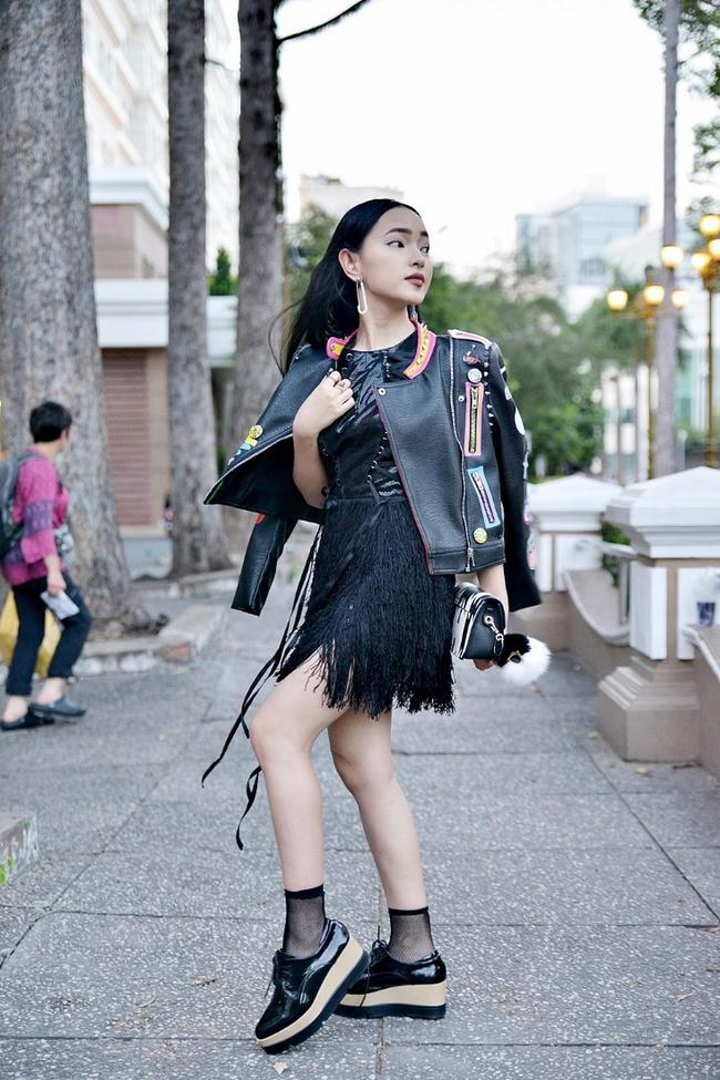 Không cứ là chân dài như Thanh Hằng mới đẹp hoàn hảo, nấm lùn như Châu Bùi, Fung La đã chứng minh điều đó - Ảnh 1.