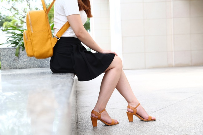 Chọn một đôi giày phù hợp để tự tin trên con đường chính mình - Ảnh 8.