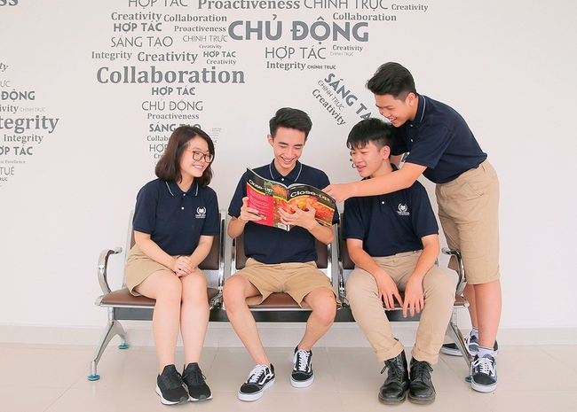 Không cần đi đâu xa xôi, Việt Nam cũng có rất nhiều ngôi trường với kiến trúc siêu ấn tượng! - Ảnh 29.