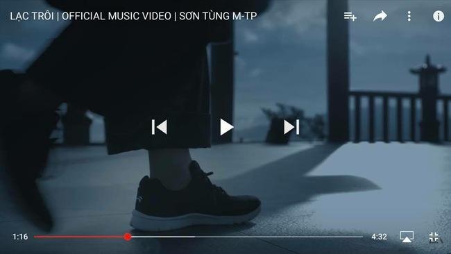 Sơn Tùng đi cả giày... Bitis lẫn Gucci trong MV mới đang gây xôn xao - Ảnh 3.