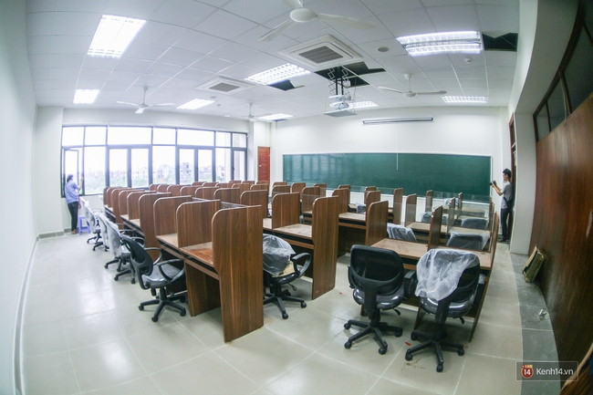Không cần đi đâu xa xôi, Việt Nam cũng có rất nhiều ngôi trường với kiến trúc siêu ấn tượng! - Ảnh 3.