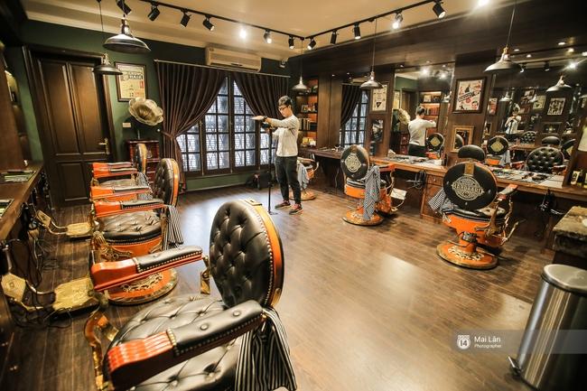 House of Barbaard – Thánh địa râu tóc dành cho các quý ông giữa lòng Hà Nội - Ảnh 4.