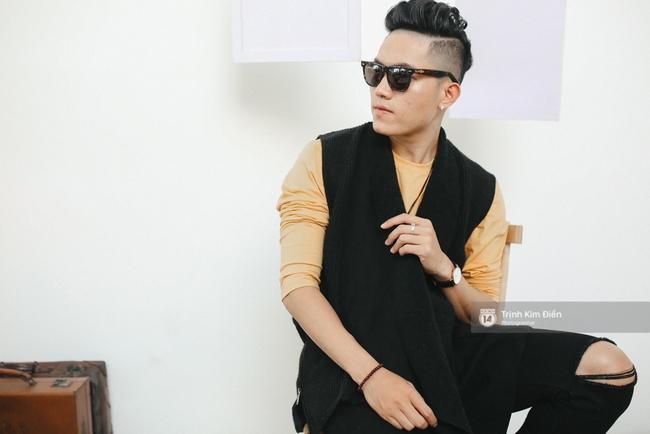 Hot boy Anh Tú (team Đông Nhi): Nói tôi giống Sơn Tùng không sao cả, nhưng tôi thần tượng G-Dragon! - Ảnh 12.