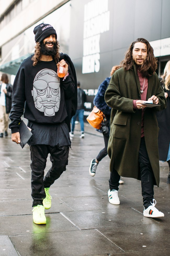 Tuần lễ thời trang nam: Nơi street style trở thành cái cớ để phái mạnh chặt chém nhau hết mình - Ảnh 14.