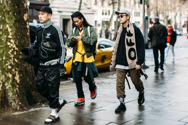 Tuần lễ thời trang nam: Nơi street style trở thành cái cớ để phái mạnh chặt chém nhau hết mình - Ảnh 15.