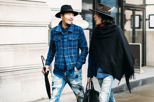 Tuần lễ thời trang nam: Nơi street style trở thành cái cớ để phái mạnh chặt chém nhau hết mình - Ảnh 16.