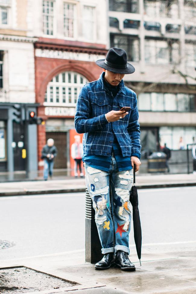 Tuần lễ thời trang nam: Nơi street style trở thành cái cớ để phái mạnh chặt chém nhau hết mình - Ảnh 17.