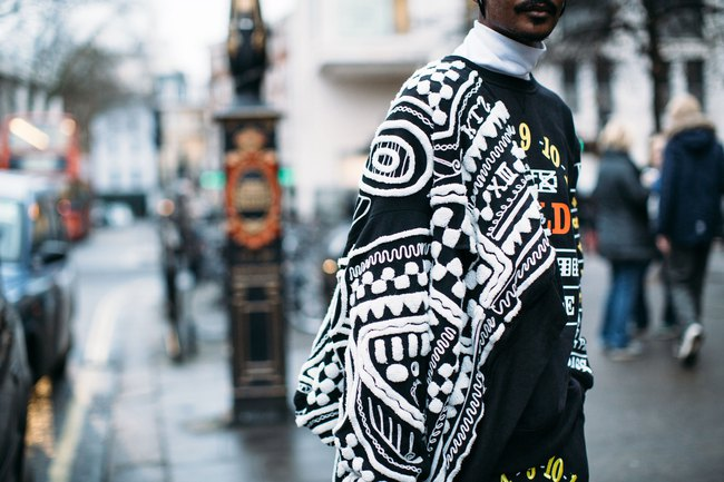 Tuần lễ thời trang nam: Nơi street style trở thành cái cớ để phái mạnh chặt chém nhau hết mình - Ảnh 4.