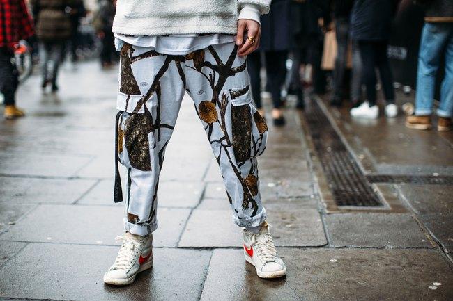 Tuần lễ thời trang nam: Nơi street style trở thành cái cớ để phái mạnh chặt chém nhau hết mình - Ảnh 6.