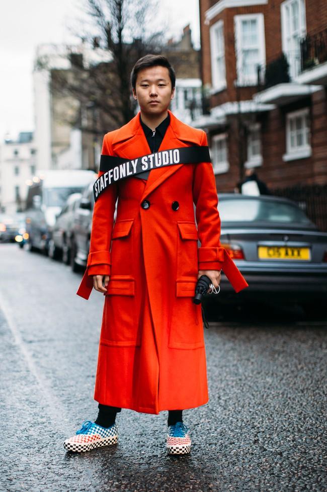Tuần lễ thời trang nam: Nơi street style trở thành cái cớ để phái mạnh chặt chém nhau hết mình - Ảnh 9.