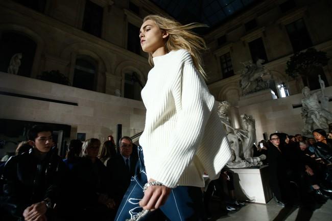 Đúng dự đoán, Dior out khỏi Top những bộ sưu tập xuất sắc nhất Tuần lễ thời trang Paris - Ảnh 25.